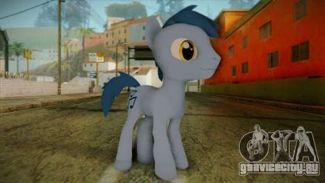 Noteworthy from My Little Pony для GTA San Andreas