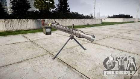 Немецкий пулемёт MG3 icon1 для GTA 4