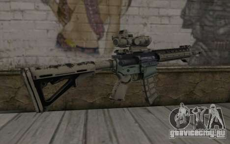 Larue OBR MOHW для GTA San Andreas второй скриншот