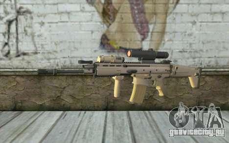 MK16 MK4CQ-T для GTA San Andreas