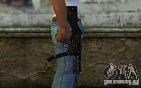 MP5 для GTA San Andreas третий скриншот