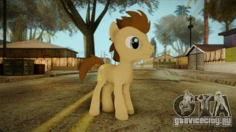 Doctor Whooves from My Little Pony для GTA San Andreas