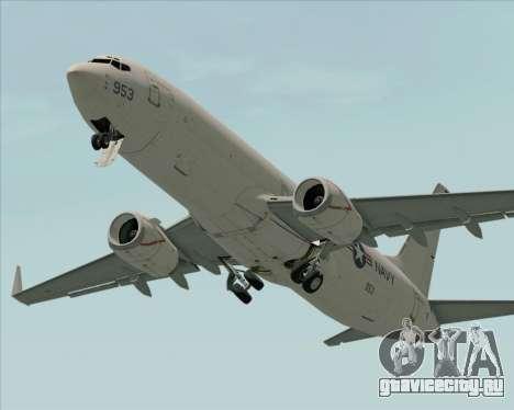 Boeing P-8 Poseidon US Navy для GTA San Andreas двигатель