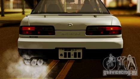Nissan Silvia S13 1992 IVF для GTA San Andreas вид справа
