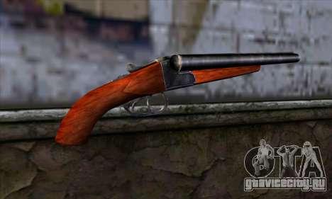 Sawnoff Shotgun для GTA San Andreas второй скриншот