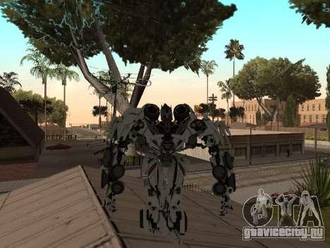 Transformers 3 Dark of the Moon Skin Pack для GTA San Andreas