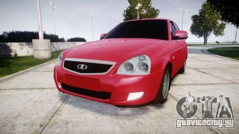 ВАЗ-2170 оперская для GTA 4