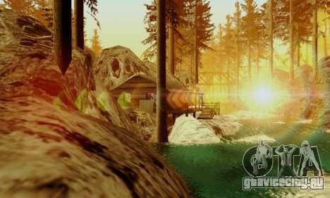 Трасса для бездорожья 4.0 для GTA San Andreas третий скриншот
