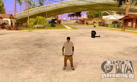 Varios Los Aztecas для GTA San Andreas третий скриншот