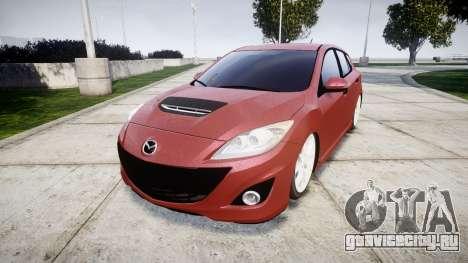 Mazda 3 MPS для GTA 4