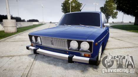 ВАЗ-2106 на пневме для GTA 4