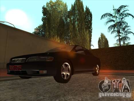 Toyota Mark II Консульская для GTA San Andreas
