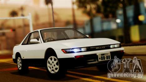 Nissan Silvia S13 1992 IVF для GTA San Andreas
