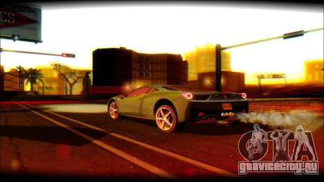 DayLight ENB for Medium PC для GTA San Andreas четвёртый скриншот