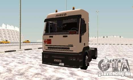 Iveco EuroTech Огнеопасно для GTA San Andreas