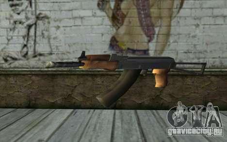 АК47 from Hitman 2 для GTA San Andreas второй скриншот