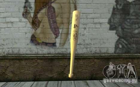 Baseball Bat from GTA Vice City для GTA San Andreas