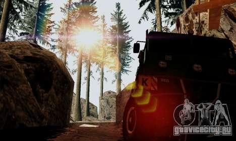 Трасса для бездорожья 4.0 для GTA San Andreas десятый скриншот