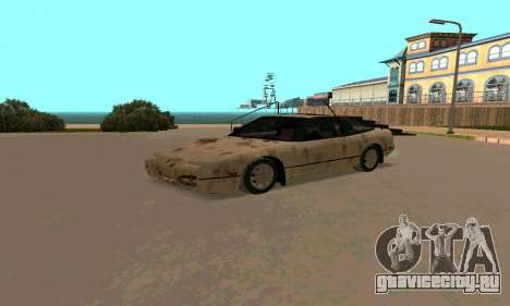 Nissan 240SX Rusted для GTA San Andreas