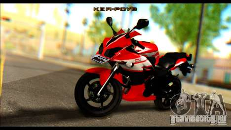Honda All New CBR150R для GTA San Andreas