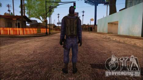 GIGN from Counter Strike Condition Zero для GTA San Andreas второй скриншот