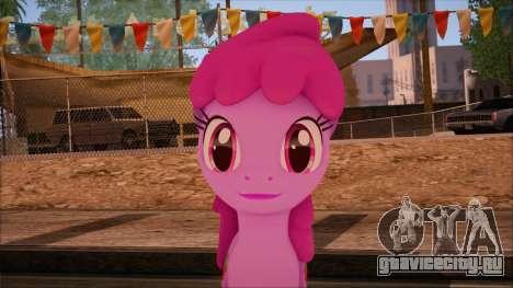 Berrypunch from My Little Pony для GTA San Andreas третий скриншот
