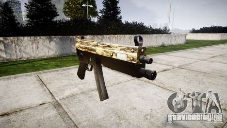 Пистолет-пулемёт MP5 Desert для GTA 4