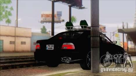 BMW 520d E39 2000 для GTA San Andreas вид слева