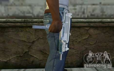 MP5 from GTA Vice City для GTA San Andreas третий скриншот