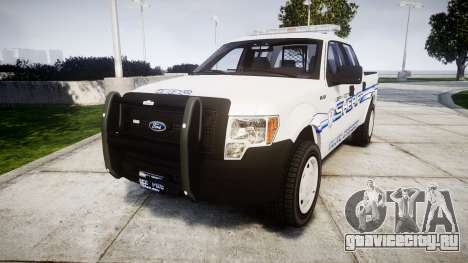 Ford F-150 [ELS] Liberty County Sheriff для GTA 4