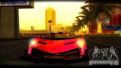 DayLight ENB for Medium PC для GTA San Andreas третий скриншот