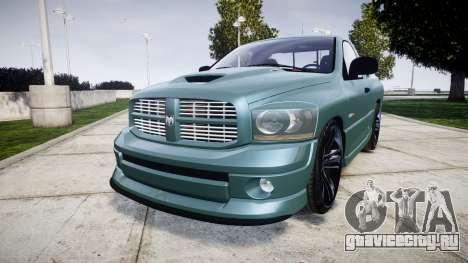 Dodge Ram для GTA 4