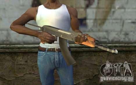 АК47 from Hitman 2 для GTA San Andreas
