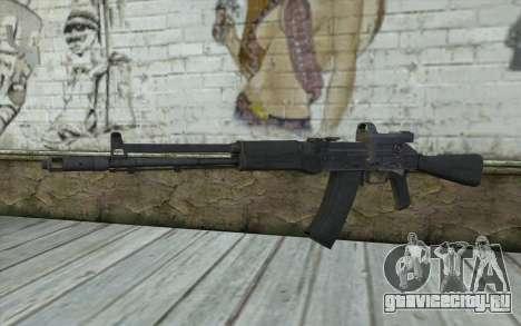 AК-107 from ARMA2 для GTA San Andreas