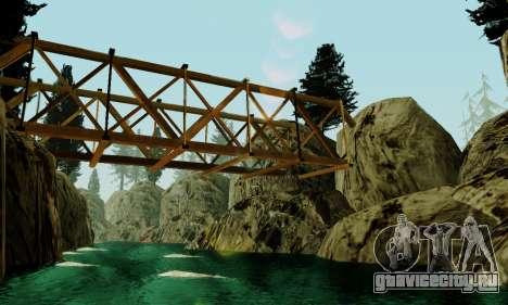 Трасса для бездорожья 4.0 для GTA San Andreas одинадцатый скриншот