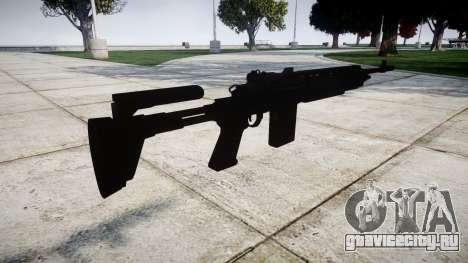 Автоматическая винтовка Mk 14 для GTA 4 второй скриншот