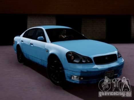 GTA V Intruder для GTA San Andreas