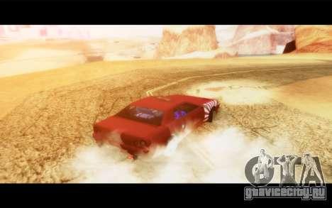 Elegy By Next для GTA San Andreas вид справа