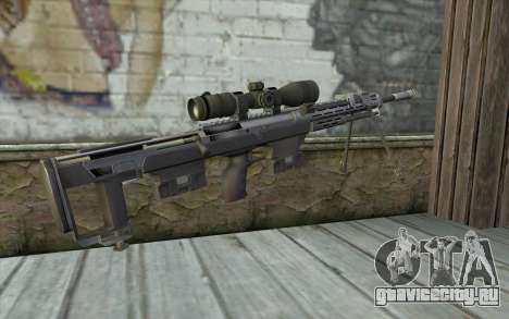 Sniper Rifle from Sniper Ghost Warrior для GTA San Andreas