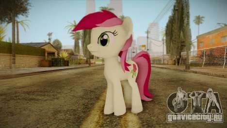 Roseluck from My Little Pony для GTA San Andreas