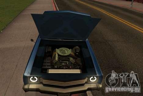 New picador для GTA San Andreas вид справа