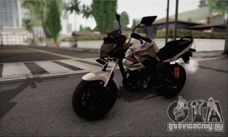 Honda Verza 150 для GTA San Andreas
