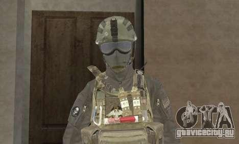 Spec Ops для GTA San Andreas второй скриншот