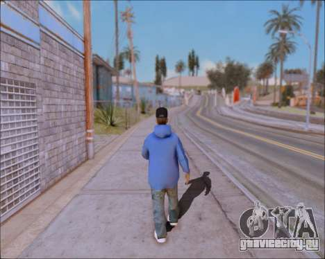 ClickClacks ENB V1 для GTA San Andreas шестой скриншот