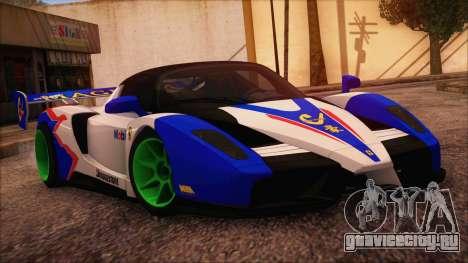 Ferrari Enzo Whirlwind Assault для GTA San Andreas