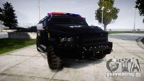 SWAT Van для GTA 4