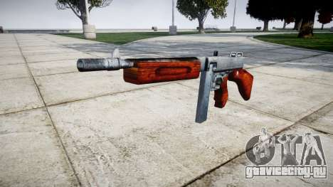 Пистолет-пулемёт Thompson M1A1 box icon2 для GTA 4