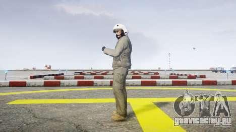 Боевой пилот для GTA 4 второй скриншот
