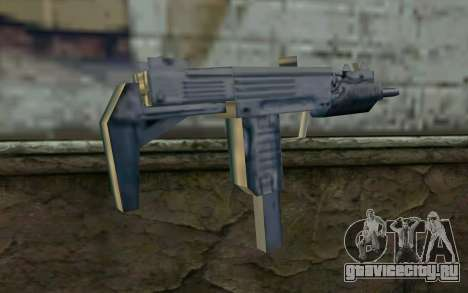 MP5 from GTA Vice City для GTA San Andreas второй скриншот
