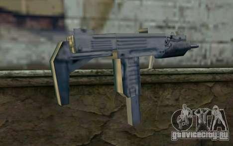 MP5 from GTA Vice City для GTA San Andreas второй скриншот